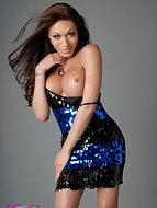 Fashion. Irresistibly hot and horny TS Mia Isabella